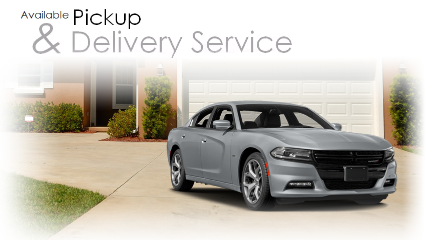 Pick up and Deliver Service